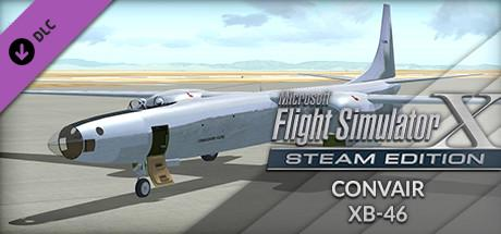 Microsoft Flight Simulator X: Steam Edition - Convair XB-46