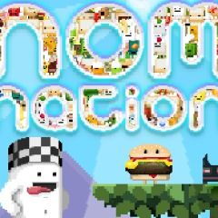 Nom Nation PlayStation 3 Front Cover