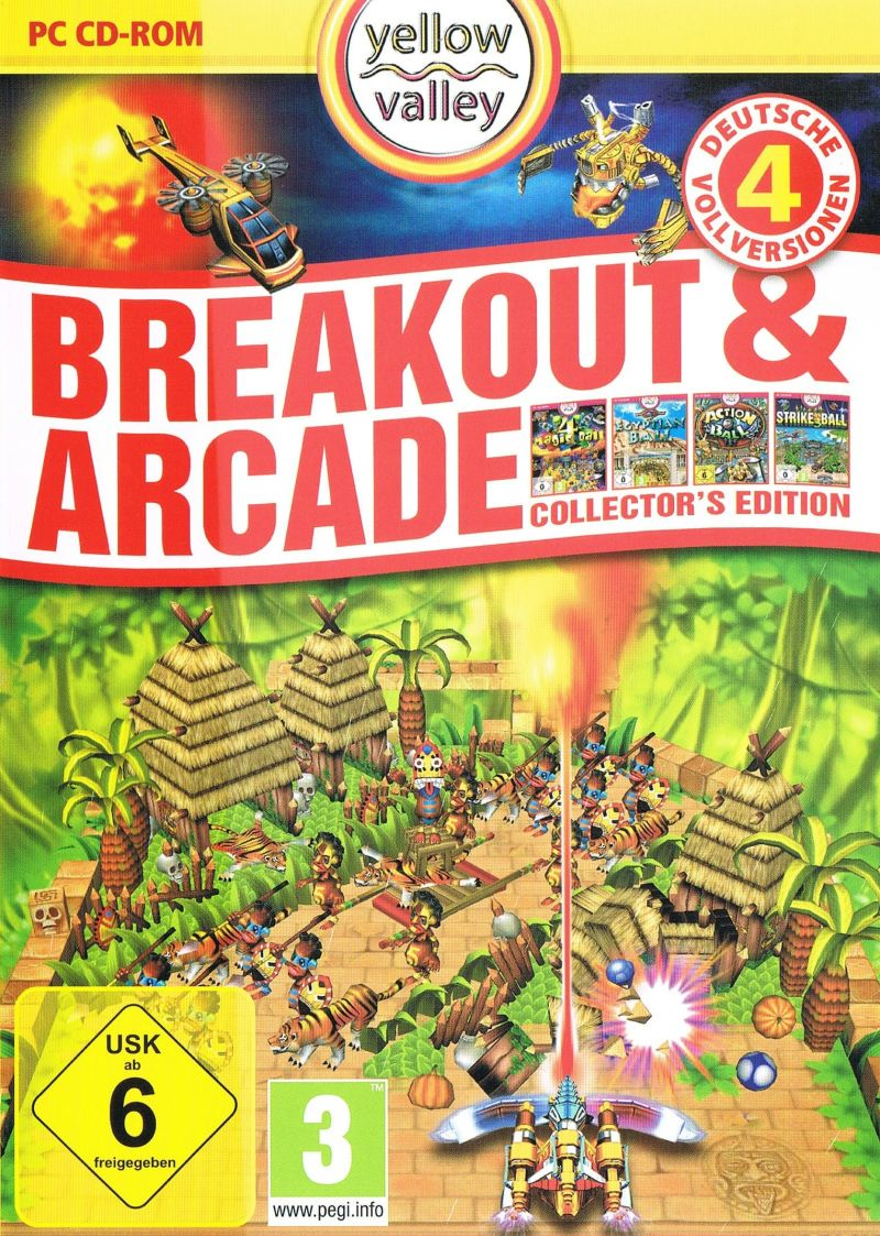 Breakout & Arcade: Collector's Edition