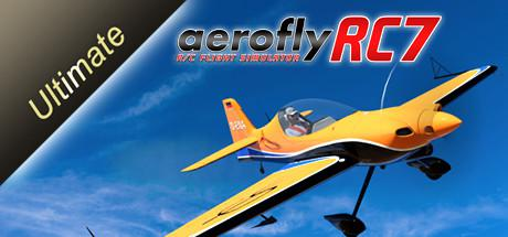 Aerofly R/C Flight Simulator: RC 7 (Ultimate Edition) Windows Front Cover
