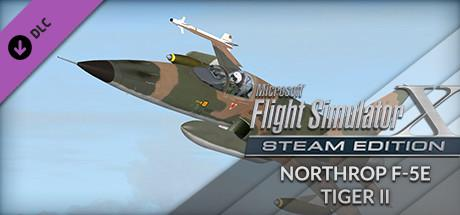 Microsoft Flight Simulator X: Steam Edition - Northrop F-5E Tiger II