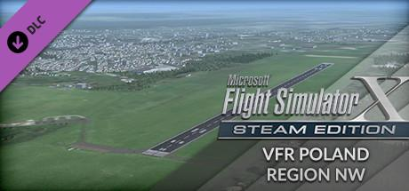 Microsoft Flight Simulator X: Steam Edition - VFR Poland Region NW