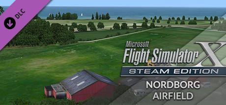 Microsoft Flight Simulator X: Steam Edition - Nordborg Airfield