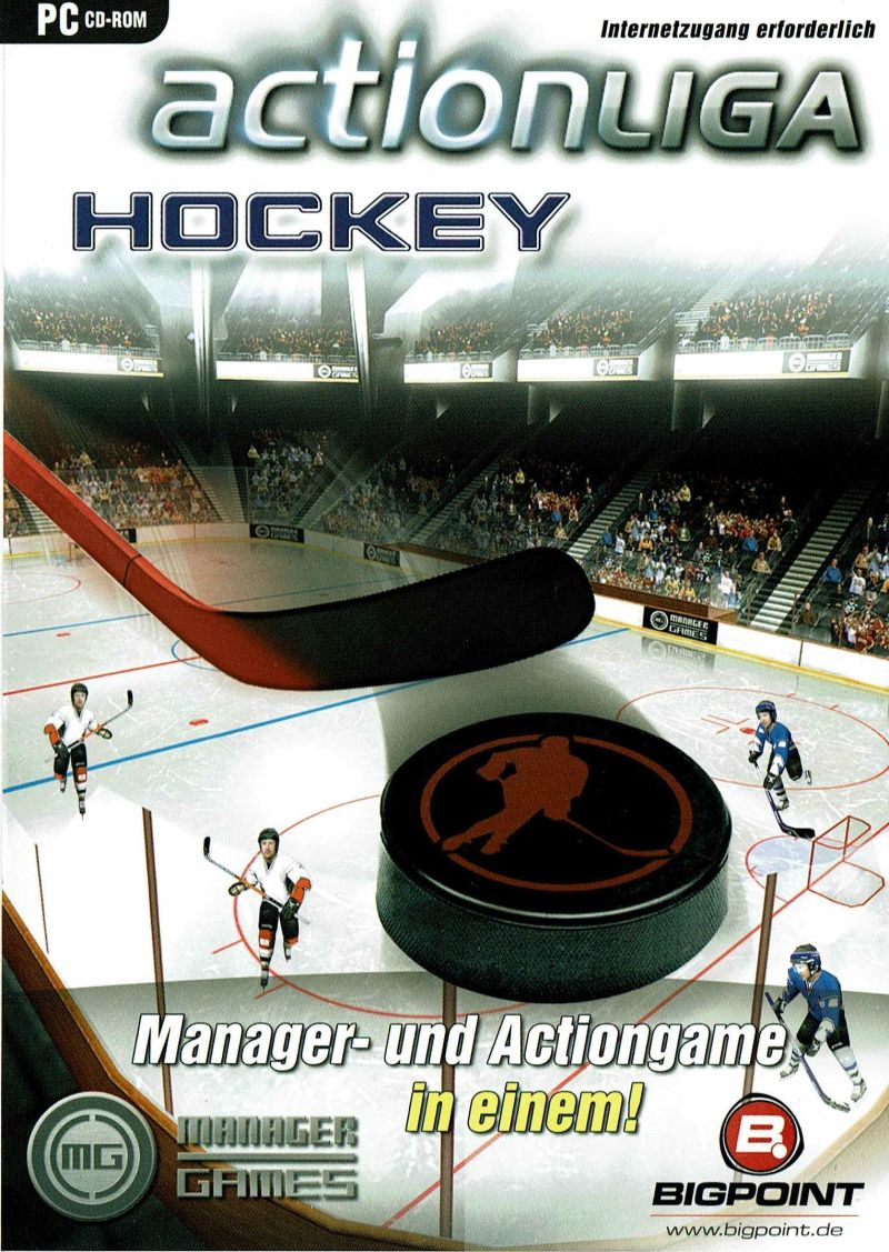 Actionliga Hockey 2007 pc game Img-1