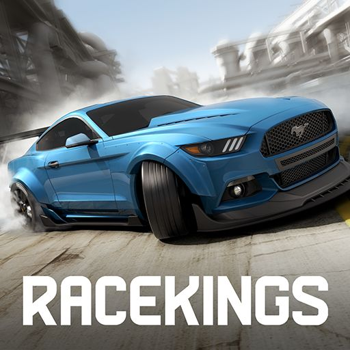 Race Kings (2017) Android box cover art - MobyGames