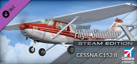 Microsoft Flight Simulator X: Steam Edition - Cessna C152 II Windows Front Cover
