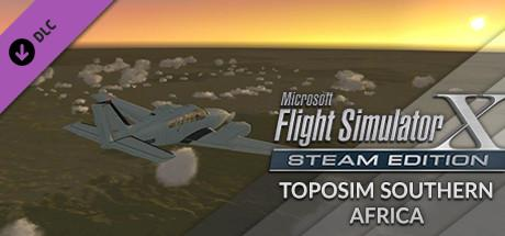 Microsoft Flight Simulator X: Steam Edition - Toposim Southern Africa