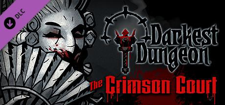Darkest Dungeon: The Crimson Court Linux Front Cover