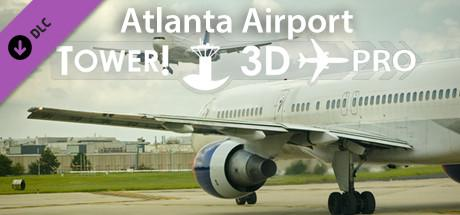 Atlanta Airport: Tower! 3D Pro