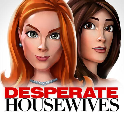 обложка 90x90 Desperate Housewives: The Game