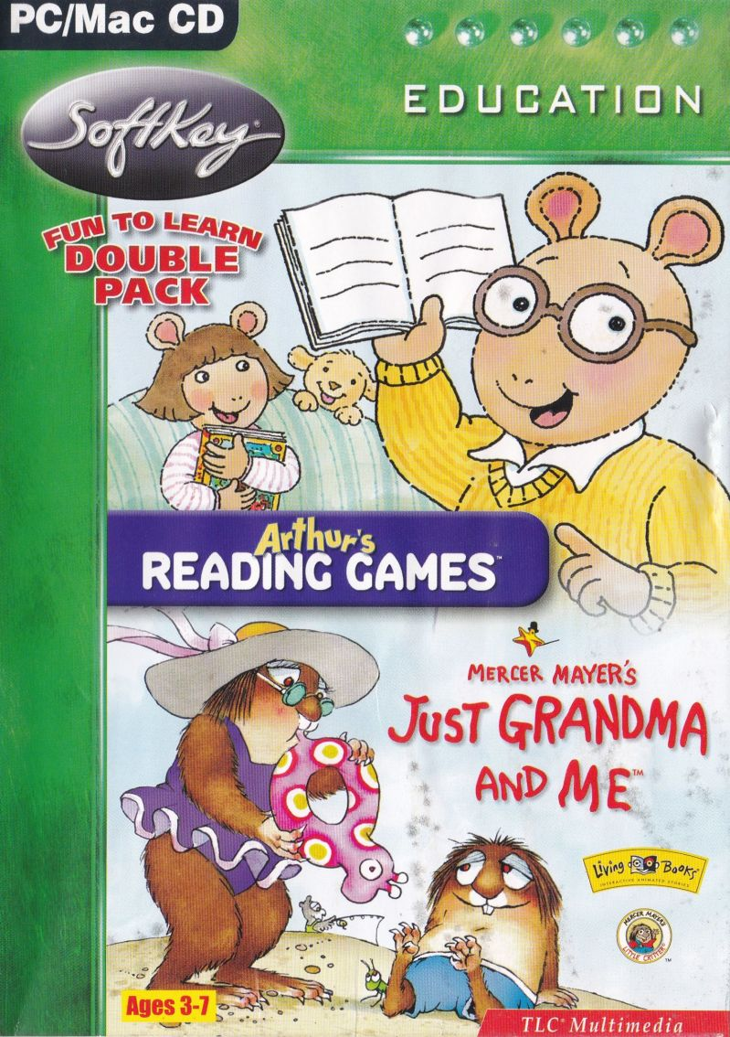 Arthur's Reading Games & Just Grandma and Me