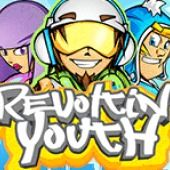 Revoltin' Youth PlayStation 3 Front Cover