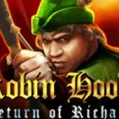 Robin Hood: The Return of Richard PlayStation 3 Front Cover