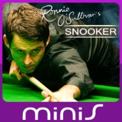 Ronnie O'Sullivan's Snooker PlayStation 3 Front Cover