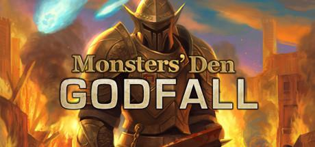 обложка 90x90 Monsters' Den: Godfall