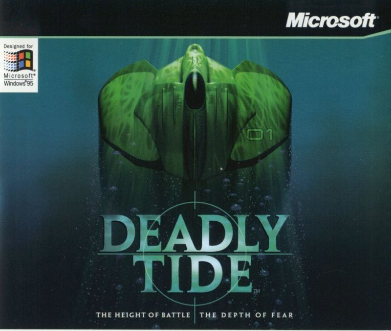 Deadly Tide Windows Front Cover