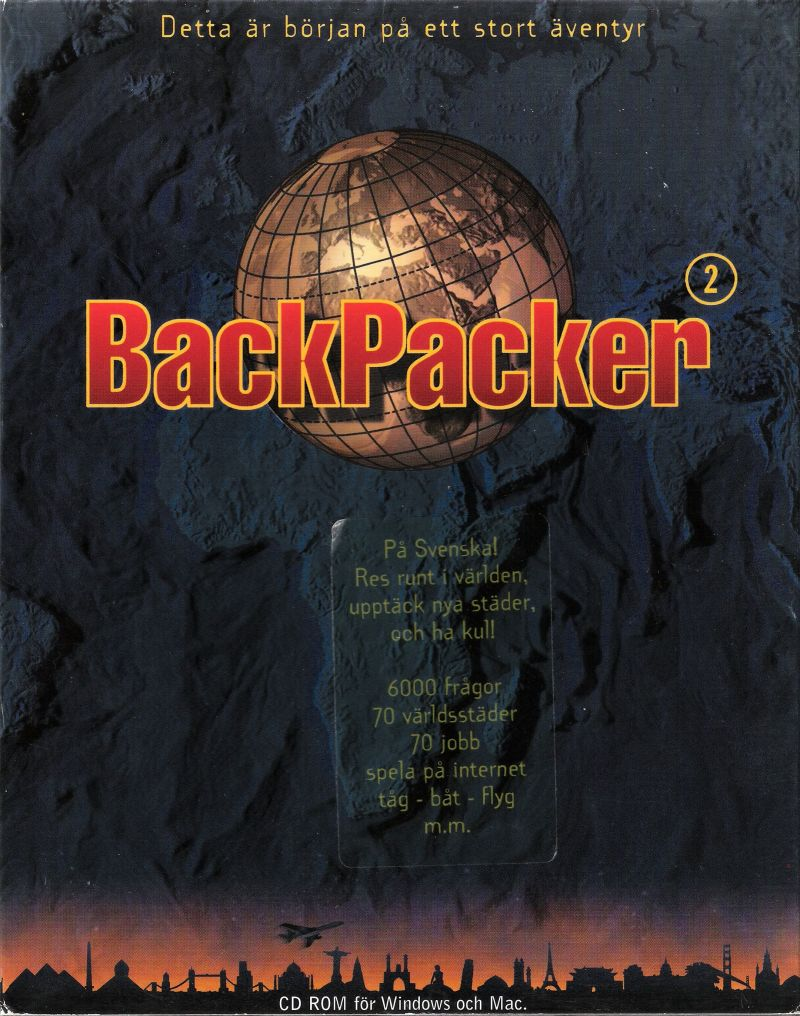 Backpacker 2 Macintosh Front Cover