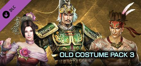 Dynasty Warriors 8: Empires - Old Costume Pack 3