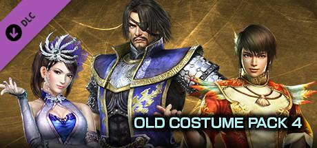 Dynasty Warriors 8: Empires - Old Costume Pack 4
