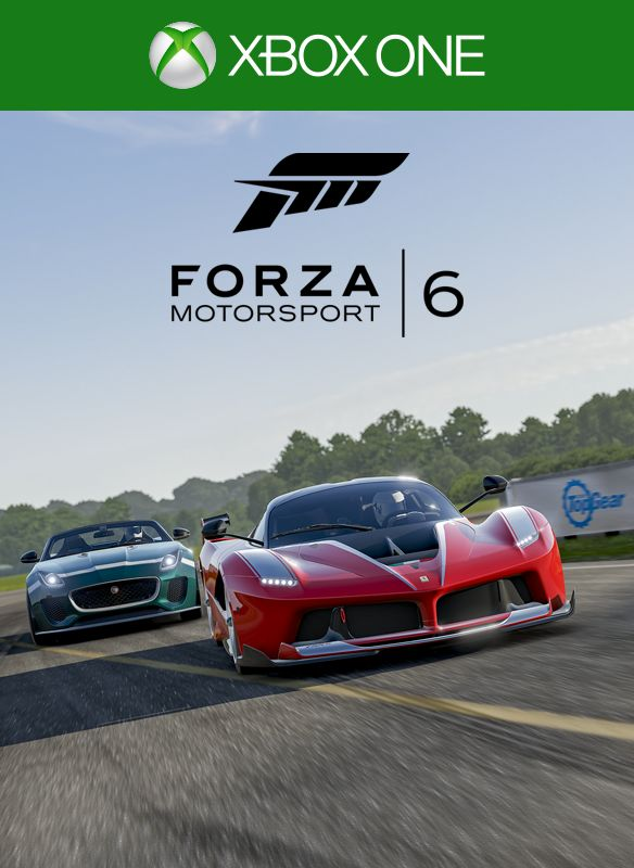 forza motorsport 6 top gear car pack for xbox one 2016 mobygames. Black Bedroom Furniture Sets. Home Design Ideas