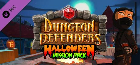 Dungeon Defenders: Halloween Mission Pack