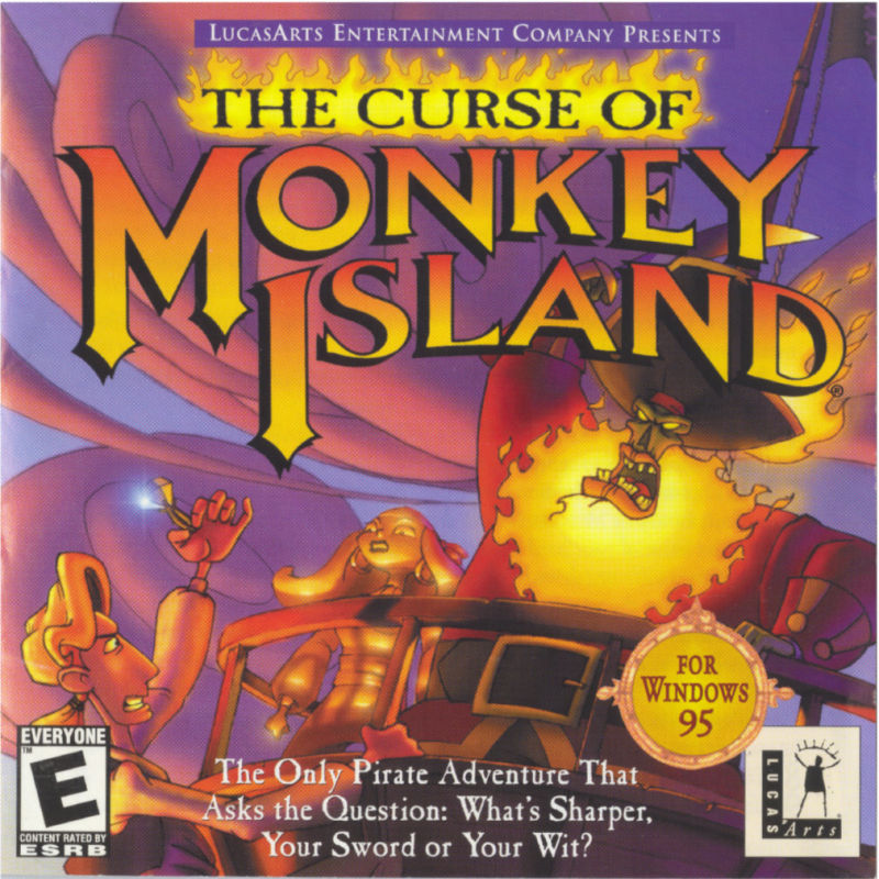 Curse Of Monkey Island Buy