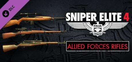Sniper Elite 4: Italia - Allied Forces Rifle Pack