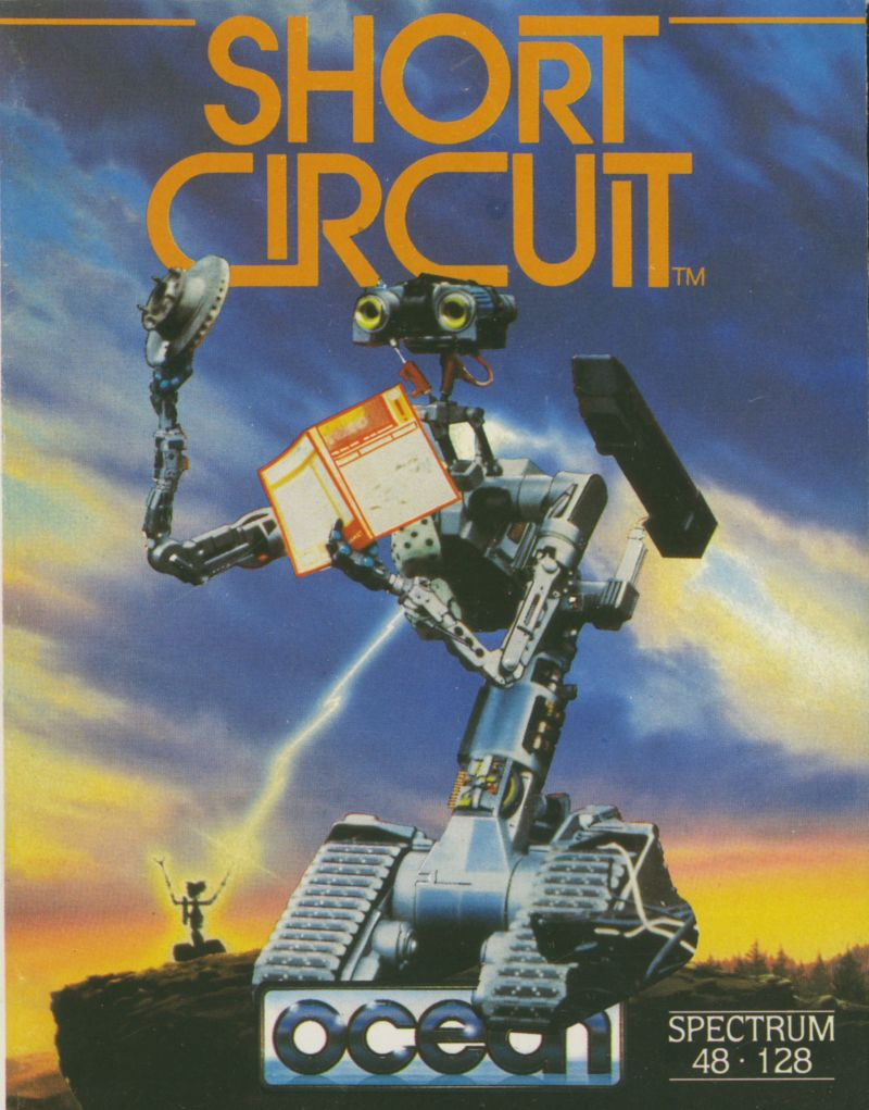 Short Circuit For Zx Spectrum  1987