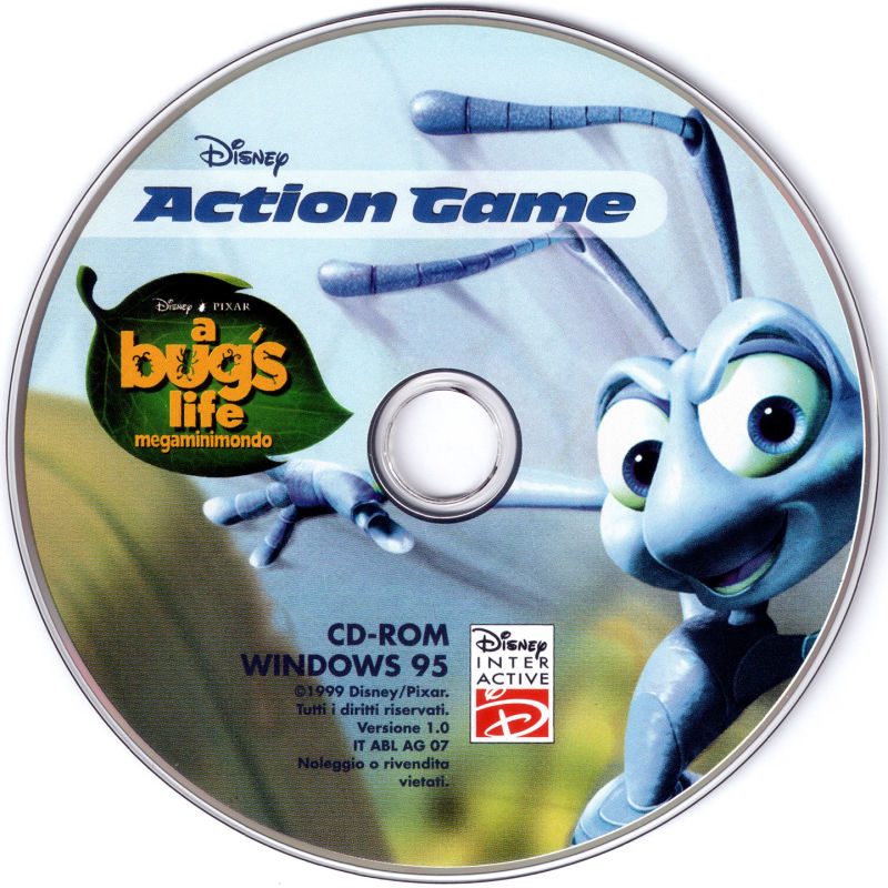 Disney•Pixar A Bug's Life (2012) Android box cover art - MobyGames