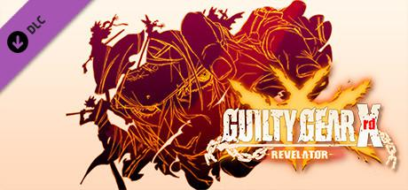 Guilty Gear Xrd: -Revelator- - Playable Character: Raven