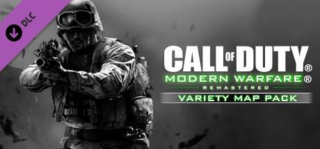Call of Duty: Modern Warfare - Remastered: Variety Map Pack