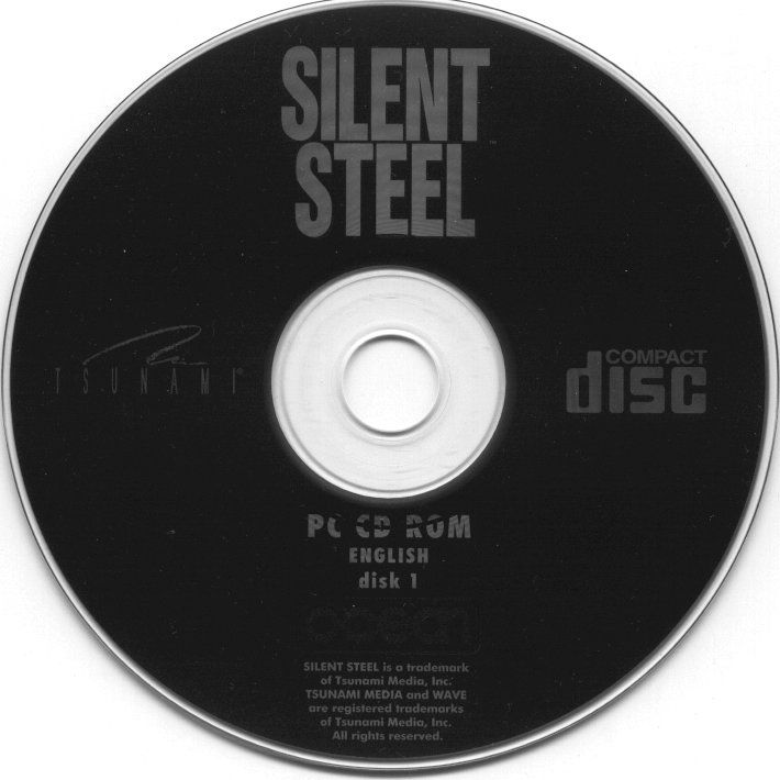 Silent Steel Windows 3.x Media Disc 1/4