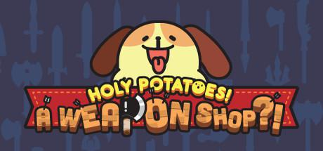 Holy Potatoes!: A Weapon Shop?! Linux Front Cover