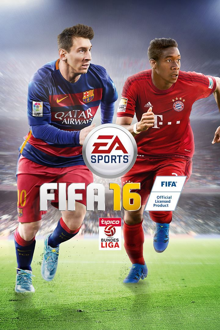 FIFA 16   RePack By SEYTER