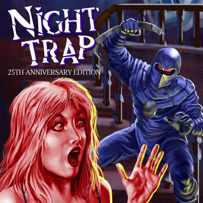 обложка 90x90 Night Trap: 25th Anniversary Edition