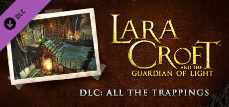 Lara Croft and the Guardian of Light: DLC - All the Trappings