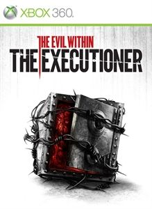 The Evil Within: The Executioner Xbox 360 Front Cover