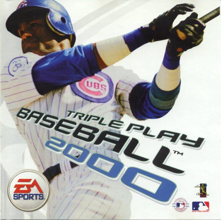 Triple Play 2000 Windows Front Cover