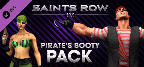 Saints Row IV: Pirate's Booty Pack