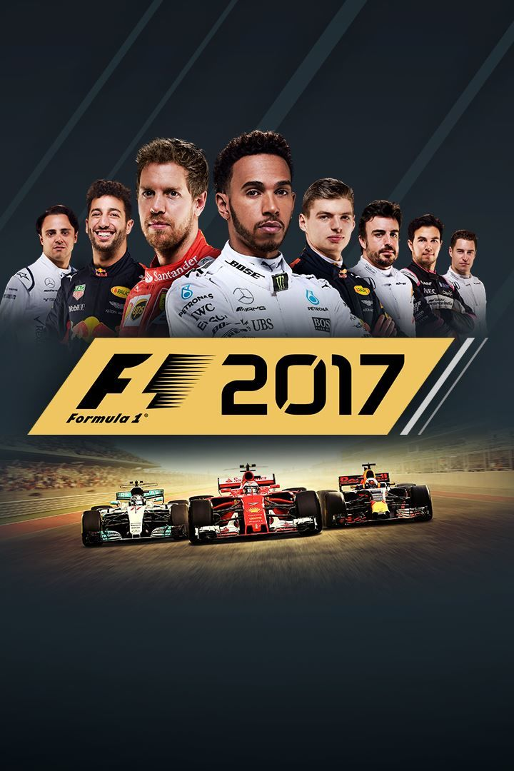 f1 2017 2017 linux box cover art mobygames. Black Bedroom Furniture Sets. Home Design Ideas