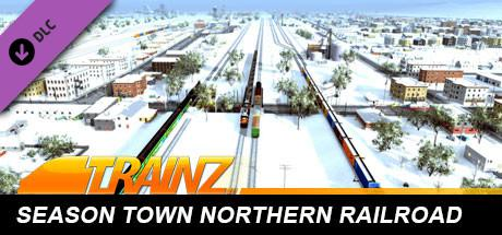 Trainz: Season Town Northern Railroad