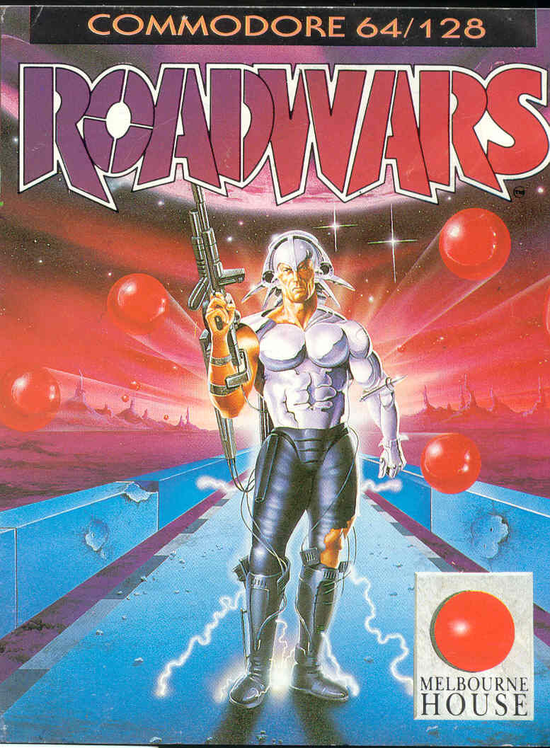 Roadwars For Amiga 1987 Mobygames