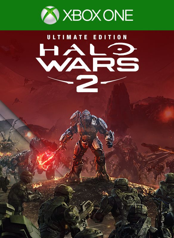 Halo Wars 2  Ultimate Edition  For Windows Apps  2017
