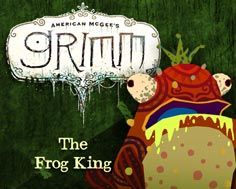 American McGee's Grimm: The Frog King