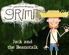 American McGee's Grimm: Jack and the Beanstalk