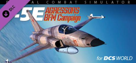 DCS World: F-5E - Aggressors Basic Fighter Maneuvers Campaign
