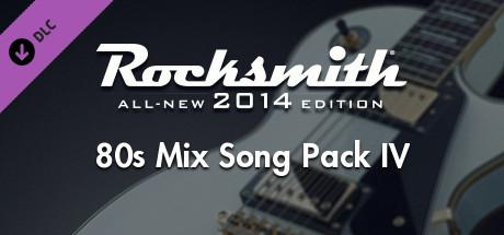 Rocksmith: All-new 2014 Edition - 80s Mix Song Pack IV