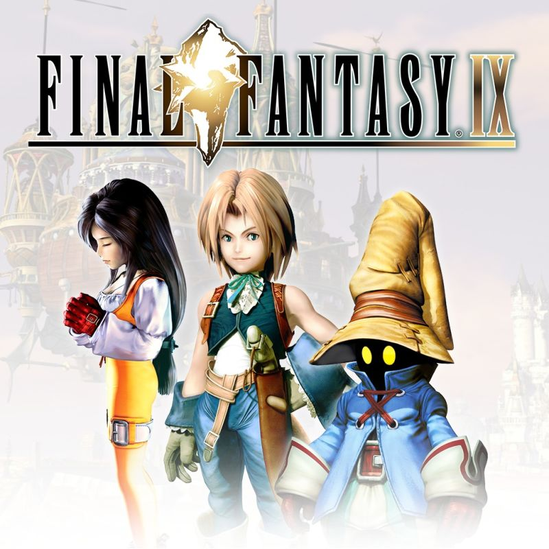Final Fantasy IX for PlayStation 4 (2017) - MobyGames