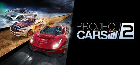 Project Cars 2 Windows Front Cover