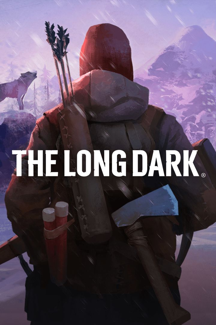 The Long Dark Windows Apps Front Cover